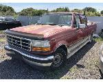 Lot: 497 - 1992 FORD PICKUP
