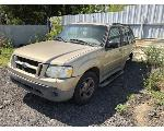 Lot: 501 - 2002 FORD EXPLORER SUV