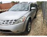 Lot: 54747 - 2004 NISSAN MURANO SUV - KEY / RUNS & DRIVES