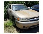 Lot: 01 - 2001 Nissan Altima GXE - Key