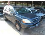 Lot: 1920803 - 2003 HONDA PILOT SUV