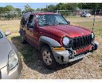 Lot: 85013 - 2006 JEEP LIBERTY SUV - KEY