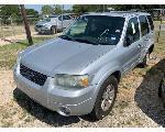 Lot: 85562 - 2007 FORD ESCAPE SUV