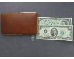 Lot: 1026 - U.S. & FOREIGN CURRENCY & 14K RING