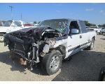 Lot: 0902-3 - 2002 CHEVROLET SILVERADO PICKUP