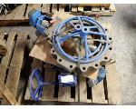 Lot: 02-22902 - Butterfly Valve w/ Actuator