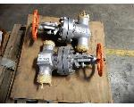 Lot: 02-22904 - (2) Valves - Trane Chiller Parts
