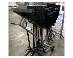 Lot: 02-22911 - (16) Sheet Music Stands w/ Rolling Cart