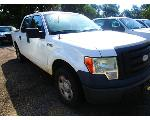 Lot: 4 - 2009 FORD F-150 PICKUP - KEY / STARTED