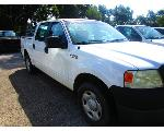 Lot: 5 - 2008 FORD F-150 PICKUP - KEY / STARTED