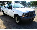 Lot: 10 - 2004 FORD F-250 PICKUP - KEY / STARTED