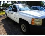 Lot: 12 - 2007 CHEVY 1500 PICKUP - KEY / STARTED