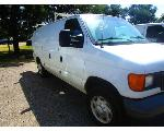 Lot: 20 - 2007 FORD E-150 VAN - KEY / STARTED