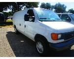 Lot: 21 - 2007 FORD E-150 VAN - KEY / STARTED