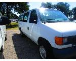 Lot: 23 - 2006 FORD E-350 VAN - KEY
