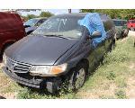 Lot: 9 - 2003 HONDA ODYSSEY VAN