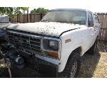 Lot: 22 - 1986 FORD BRONCO SUV - KEY