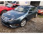 Lot: 33874 - 2012 Ford Fusion SE