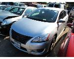 Lot: 1922166 - 2014 NISSAN SENTRA - KEY*