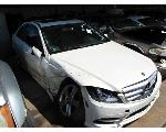 Lot: 1922232 - 2011 MERCEDES-BENZ C300