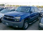 Lot: 4016575-S - 2003 CHEVROLET AVALANCHE PICKUP - KEY*
