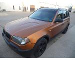 Lot: A7724 - 2004 BMW X3 3.0I SUV