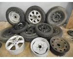 Lot: A7730 - 12 Tires and Wheels