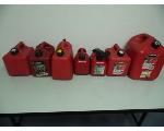 Lot: A7732 - 7 Gas Tanks
