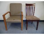 Lot: A7734 - Two Office Chairs