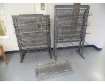 Lot: A7735 - Display Racks (2)