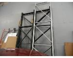 Lot: A7737 - Bulk Storage Racks with Wire Decking