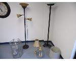 Lot: A7742 - Flooring Standing and Ceiling Lights