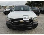 Lot: 324 - 2011 Chevrolet Tahoe SUV - Key / Starts<BR>VIN #1GNLC2E05BR326343
