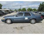 Lot: 340 - 2010 Ford Crown Victoria - Key / Starts & Runs<BR>VIN #2FABP7BV3AX102830