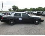 Lot: 343 - 2011 Ford Crown Victoria - Key<BR>VIN #2FABP7BV7BX116425