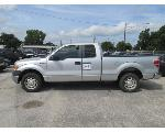 Lot: 348 - 2010 Ford F150 Pickup - Key / Starts & Runs<BR>VIN #1FTFX1CV2AFA15133