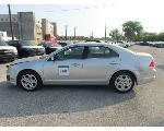 Lot: 368 - 2010 Ford Fusion - Key<BR>VIN #3FAHP0HG2AR417658