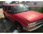 Lot: 09 - 2000 CHEVY S10 BLAZER SUV