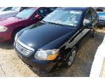 Lot: 06-65783 - 2009 Kia Spectra - Key / Runs & Drives