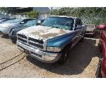 Lot: 09-62476 - 1996 Dodge Ram 1500 Pickup