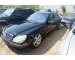 Lot: 17-65965 - 2003 Mercedes-Benz S500