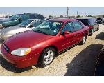 Lot: 21-65682 - 2002 Ford Taurus