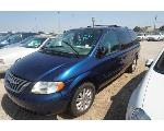 Lot: 25-65371 - 2001 Chrysler Town and Country Van