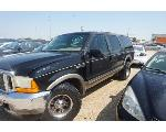 Lot: 29-50061 - 2000 Ford Excursion SUV
