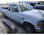 Lot: 102 - 1996 FORD F250 XL PICKUP