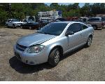 Lot: B 33 - 2009 CHEVY COBALT - KEY / STARTED