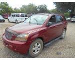 Lot: B 34 - 2007 KIA SORENTO SUV - KEY