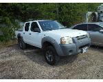 Lot: B 42 - 2002 NISSAN FRONTIER PICKUP - KEY / STARTED