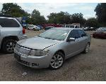 Lot: B 52 - 2007 LINCOLN MKZ - KEY / STARTED