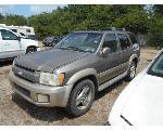 Lot: B 56 - 2003 INFINITY QX4 SUV - KEY /